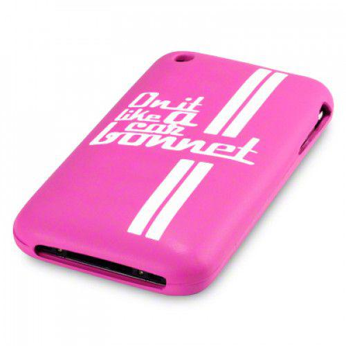 Θήκη Σιλικόνης για iPhone 3g/3gs Pink On it