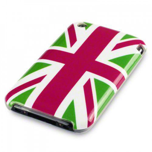 Θήκη TPU Gel για Apple iPhone 3G / 3GS Britannia Green by Warp