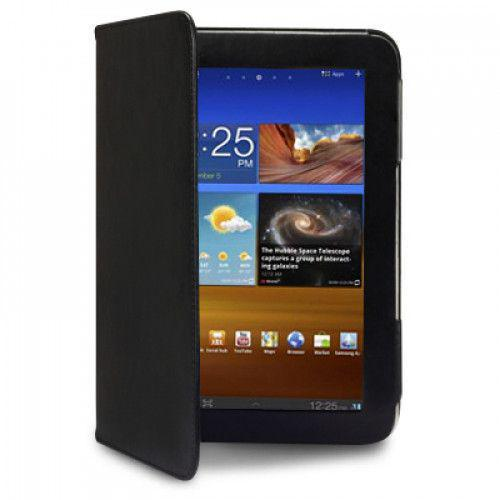 Θήκη Samsung P7300 Galaxy Tab 8.9 PU Leather Wallet Case by Warp-Folio Style Black