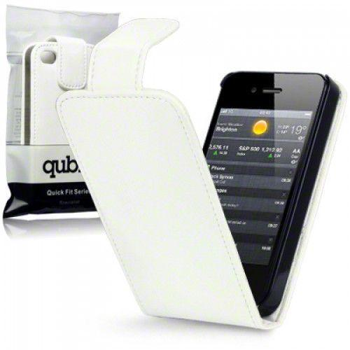Θήκη FLIP Για το APPLE iPHONE 4/4S WHITE