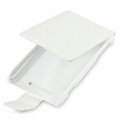 Θήκη Flip για Sony Xperia E C1505 White