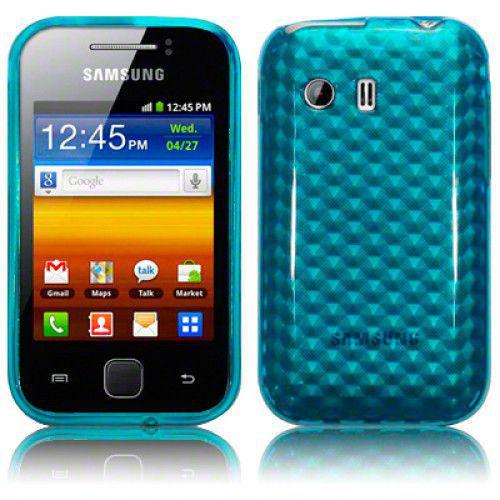 Θήκη TPU Gel για Samsung Galaxy Y S5360 blue