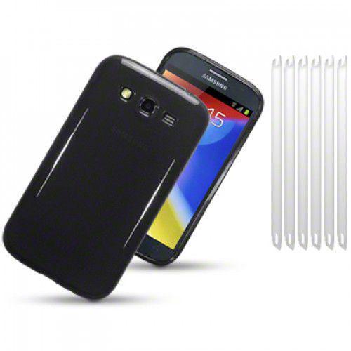 Θήκη TPU Gel για Samsung Galaxy Grand i9080/ i9082 Smoke Black