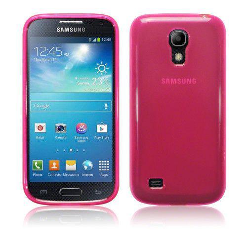 Θήκη TPU Gel για Samsung Galaxy S4 Mini I9190 / I9195 Hot Pink by Warp