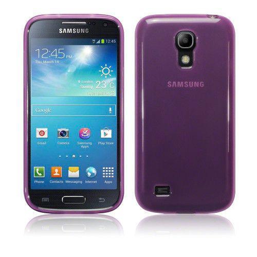 Θήκη TPU Gel για Samsung Galaxy S4 Mini I9190 / I9195 Purple by Warp