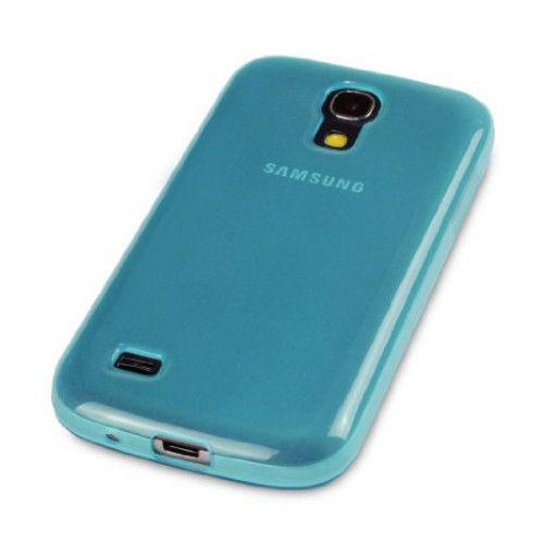 Θήκη TPU Gel για Samsung Galaxy S4 Mini I9190 / I9195 Blue by Warp
