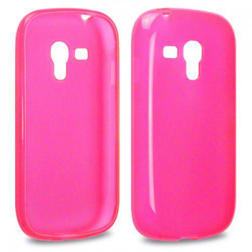 Θήκη TPU Gel για Samsung Galaxy S3 mini i8190 ροζ