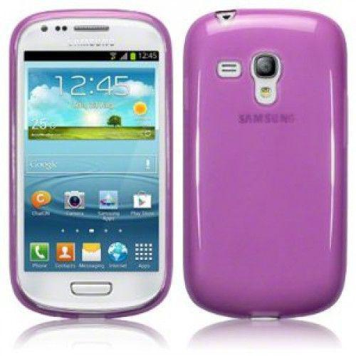 Θήκη TPU Gel για Samsung Galaxy S3 mini i8190 μωβ