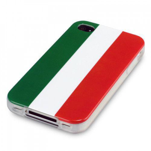 Θήκη TPU Gel για Apple iPhone 4 / 4S Ireland Flag by Warp
