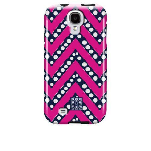 Case-mate Barely There Designer Cases for Samsung Galaxy S4 i9500 - Chevron Pop