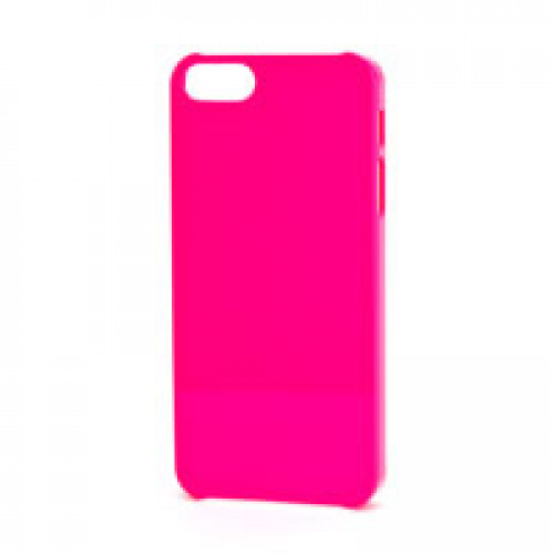 Xqisit iPlate Glossy for iPhone 5 Pink