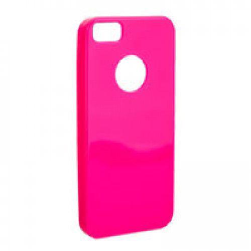 Θήκη Enjoy Flex Pink για iPHONE 5