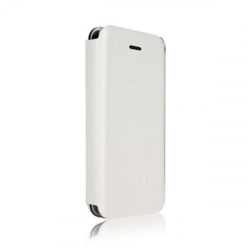 Θήκη Xqisit Folio για iPhone 5/ 5s White