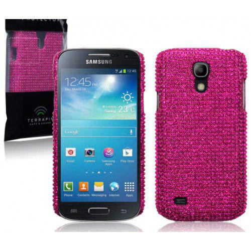 Θήκη για Samsung i9190 / I9195 Galaxy S4 Mini Diamante Case By Warp Pink