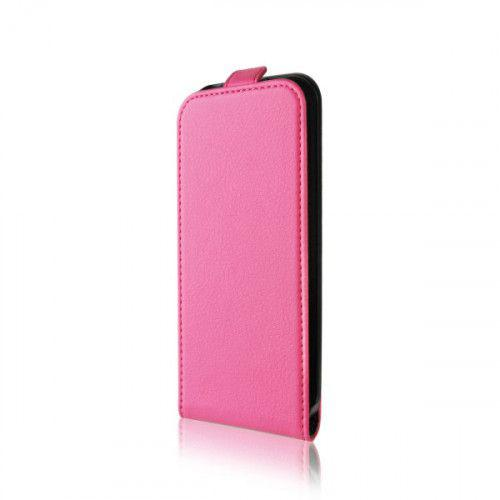 Θήκη Flip Cover for Galaxy S4 mini i9190 / I9195 pink