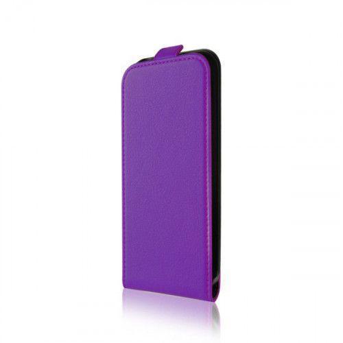 Θήκη Flip Cover for Galaxy S4 mini i9190 / I9195 purple
