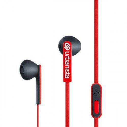 Urbanista Headset San Francisco red