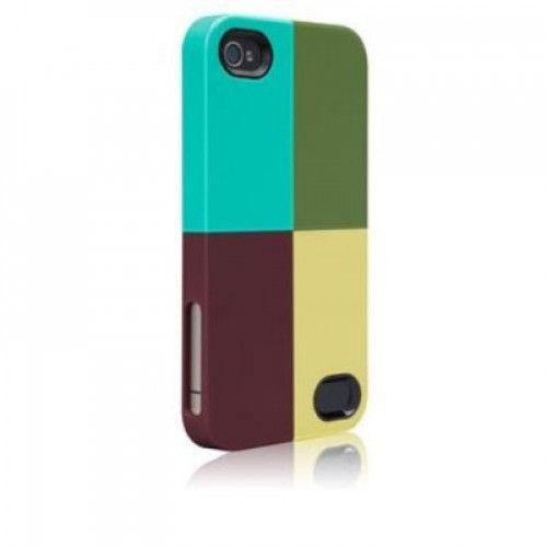 Case-Mate Apple iPhone 4 Quartet Case Sensuous Silk + Screen Protector