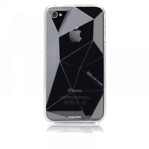 Case-Mate iPhone 4 Facets Case Clear