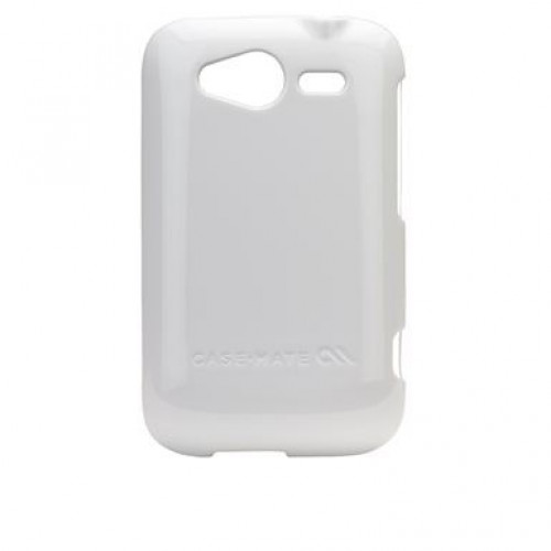 Case-mate Barely There Cases for HTC Wildfire S in Glossy White