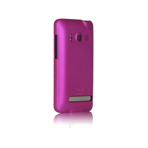 Case-mate Barely There Cases for HTC Wildfire S in Pink Rubber