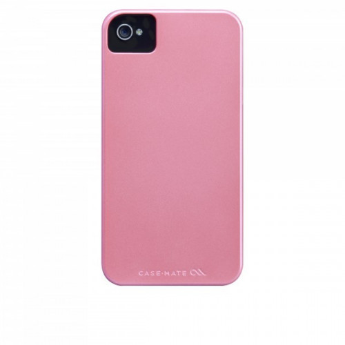 Case-Mate iPhone 4/4s Barely There Cases Pearl Pink
