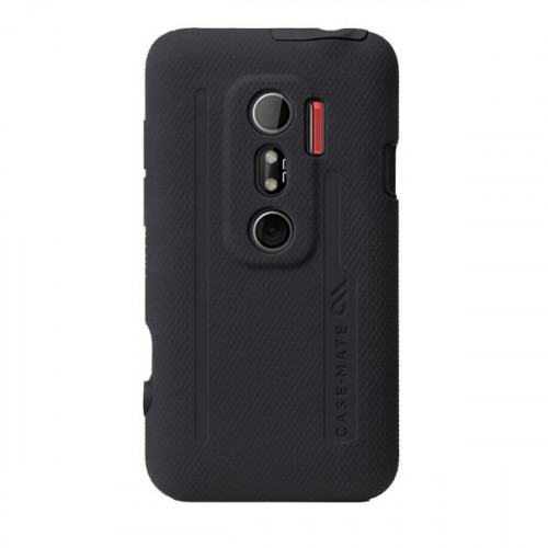 Case-mate Tough Cases for HTC EVO 3D in Black
