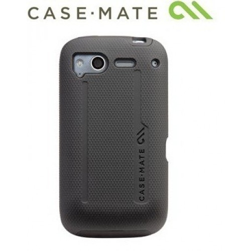 Case-Mate HTC Desire S Tough Black + Screen Protector