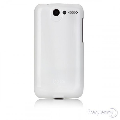 Case-Mate SLIM FIT CASE WHITE FOR HTC DESIRE + SCREEN PROTECTOR