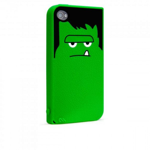 Case-Mate Samsung Galaxy S 2 Frank Creatures Green