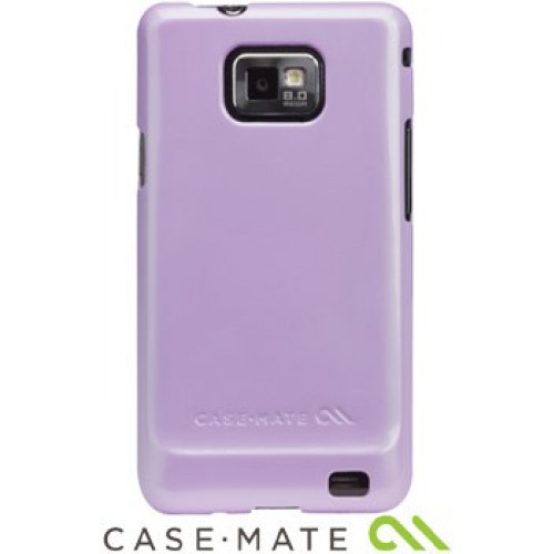 Case-Mate Samsung Galaxy S 2 Barely There  Pearl Lilac