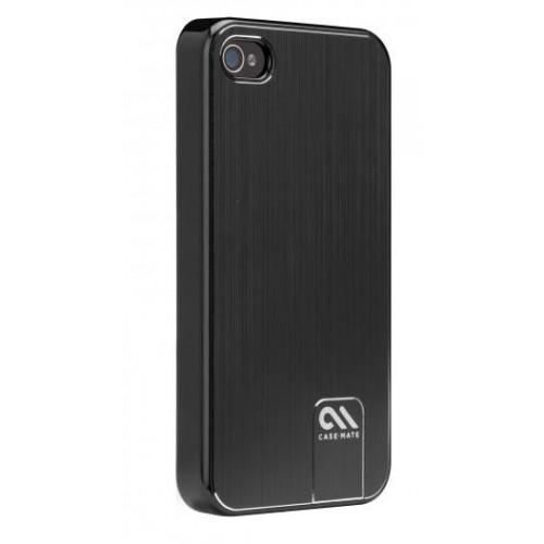 Case-Mate Apple iPhone 4 BT Case Brushed Aluminium