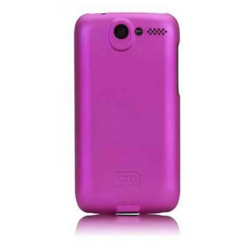 Case-Mate SLIM FIT CASE PINK  FOR HTC DESIRE HD + SCREEN PROTECTOR
