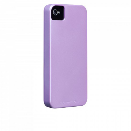 Case-Mate iPhone 4/4S Barely There Cases Pearl Lilac