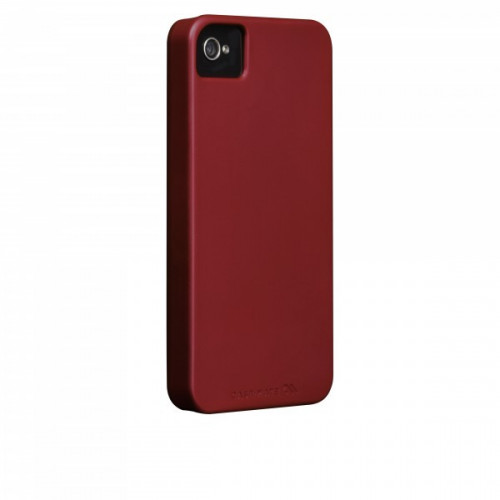 Case-Mate iPhone 4/4S  Barely There Cases Ruby