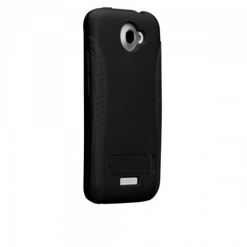 Case-mate Pop Cases for HTC One X in Black