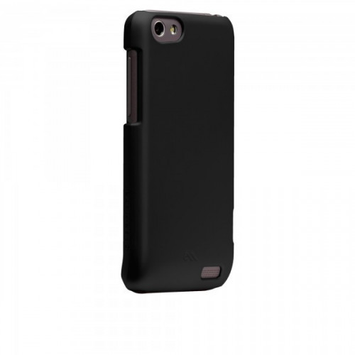 Case-mate Barely There Cases for HTC One V in Black