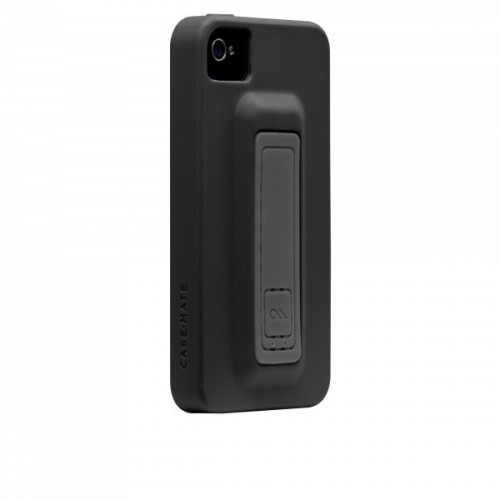Case-mate Snap Cases for Apple iPhone 4/4s in Black & Grey
