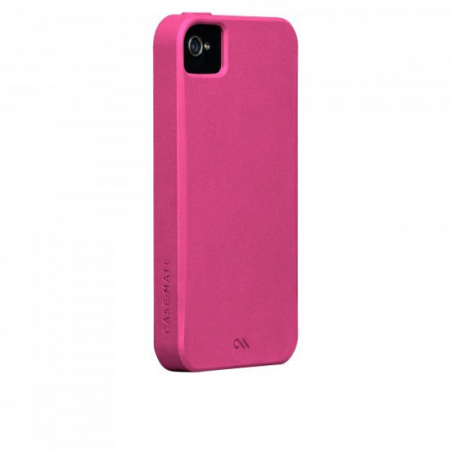 Case-mate Smooth Cases for Apple iPhone 4/4s in Pink