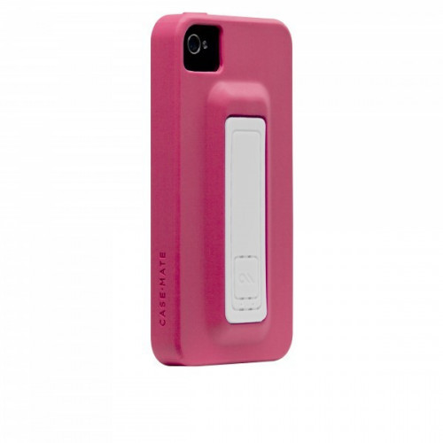 Case-mate Snap Cases for Apple iPhone 4/4s in Pink & White