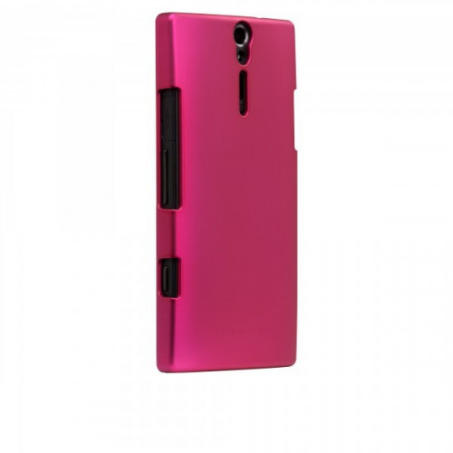 Case-mate Barely There Cases for Sony Xperia S in Pink