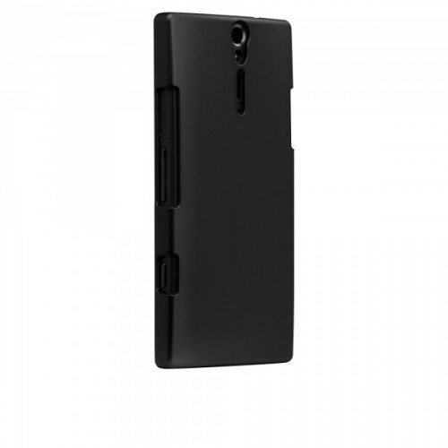Case-mate Barely There Cases for Sony Xperia S in Black