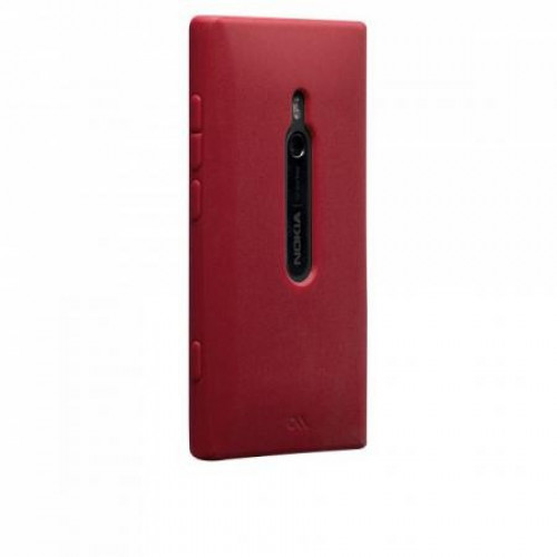 Case-mate Smooth Cases for Nokia Lumia 800 in Red