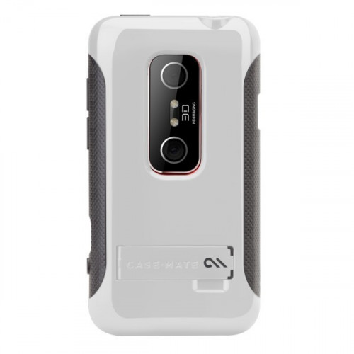 Case-mate Pop Cases for HTC EVO 3D in White