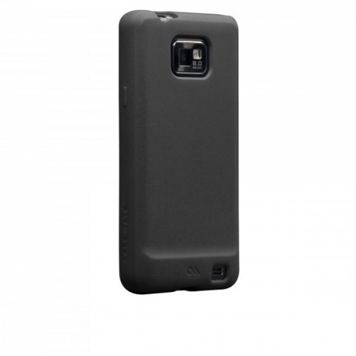 Case-mate Safe Skin Cases for Samsung Galaxy S2 in Black