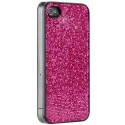 Case-mate Bling Cases for iPhone 4/4s in Pink