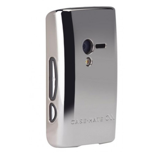 Case-Mate Sony Ericsson X10 mini Barely There Mirror Silver