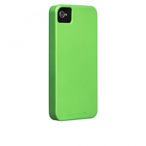 Case-Mate Barely There iPhone 4s - Electric Green