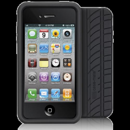 Case-Mate Apple iPhone 4/4S Vroom Case Black