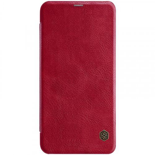 Θήκη Nillkin Qin Book για Xiaomi Redmi Note 6 PRO κόκκινου χρώματος ( δερμάτινη)